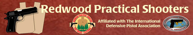 Redwood Practical Shooters      logo